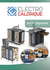 Flyer Electro Calorique salon Serbotel