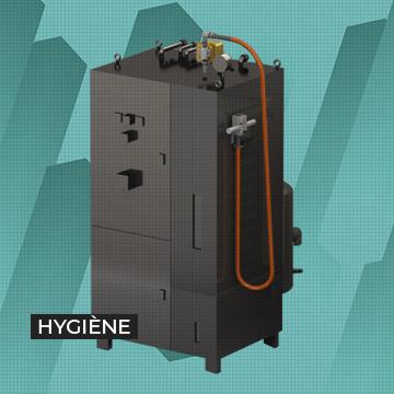 Hygiène - Electro Calorique