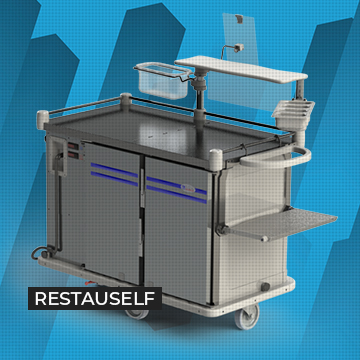 Restauself Trolley