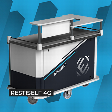 Restiself Trolley
